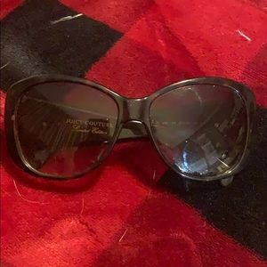 """Juicy couture """"rich girls"""" sunglasses - authentic"""